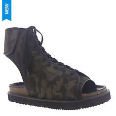 ALL BLACK Combat Sandal (Women's)