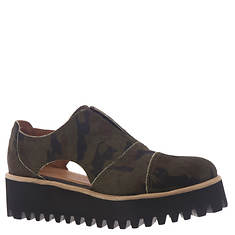 ALL BLACK Cutout Cowman Flatform (Women's)