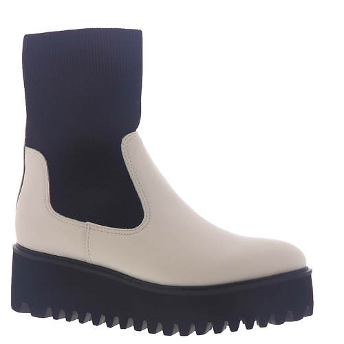ALL BLACK Flatform Sock (Women's)