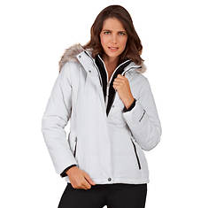 Free Country Women's Poly Air Short Puffer Jacket