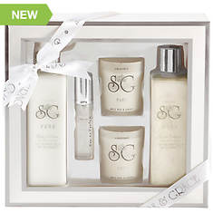 Style + Grace Tranquil Bath and Body Gift Set