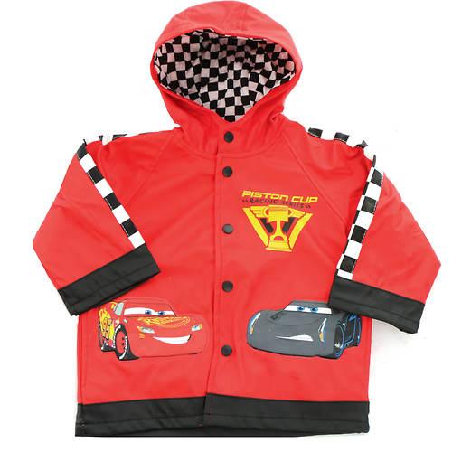 Western Chief Boys' Lightning McQueen Rain Coat