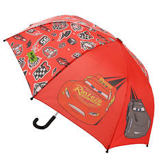 Western Chief Boys' Lightning McQueen Umbrella