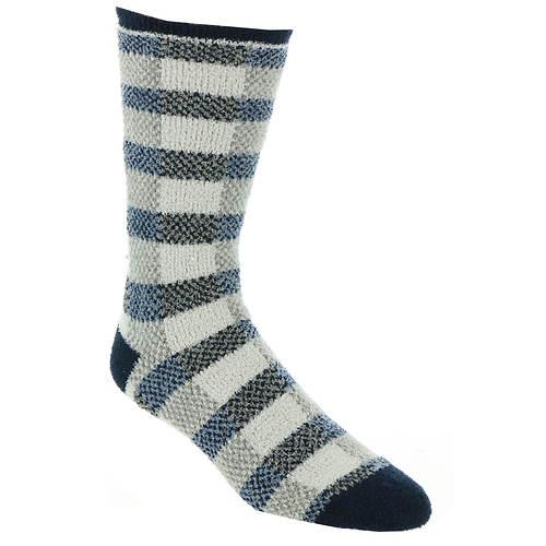 UGG® Men's Malcolm Check Crew Sock