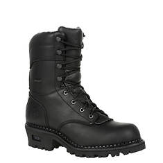 "Georgia Boot Logger 9"" Soft (Men's)"
