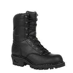 "Georgia Boot Logger 9"" Comp Toe (Men's)"