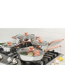 Anston 8-pc. Cookware Set