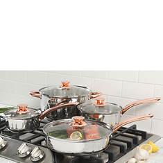 Anston 8-pc. Cookware Set