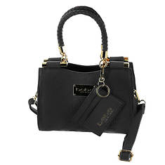 Bebe Natalie Micro Embossed Shopper