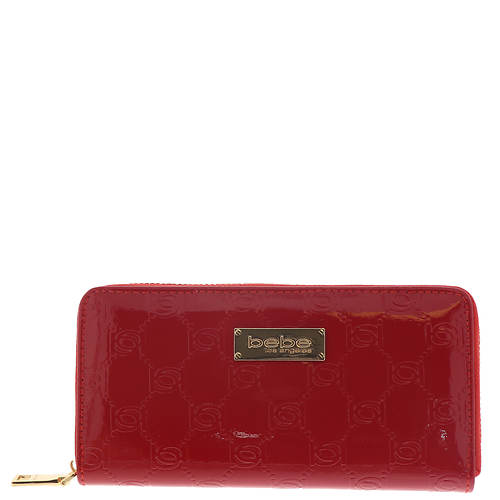 Bebe Dana Popped Monogram Wallet