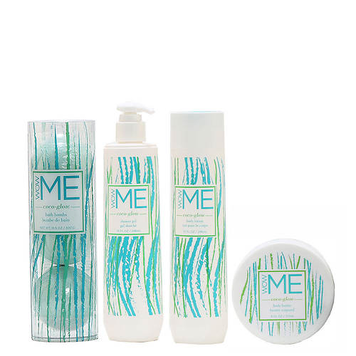 WOW ME Coco Glow Bath Bundle