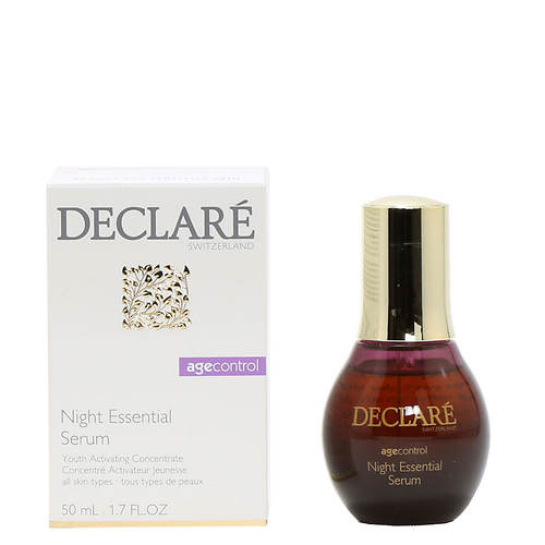 Declare Age Control Night Essential Serum