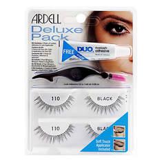 Ardell 2-Count Eyelash 110 Deluxe Kit - Black