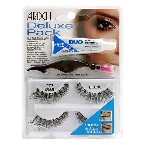 Ardell Deluxe Pack 120 Lash