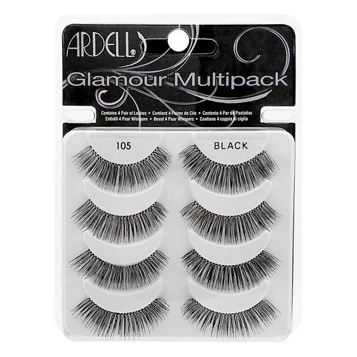 Ardell 4-Count Professional Natural 105 Eyelash Multi-Pack