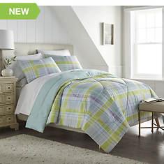 Seersucker Comforter Set