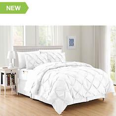 Pintuck 8-Piece comforter set
