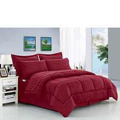 Dobby Stripe 8-pc. Comforter Set