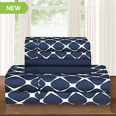 Bloomingdale 6-pc. Microfiber Sheet Set