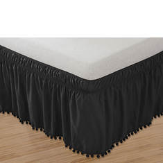 Pom-Pom Bed Skirt