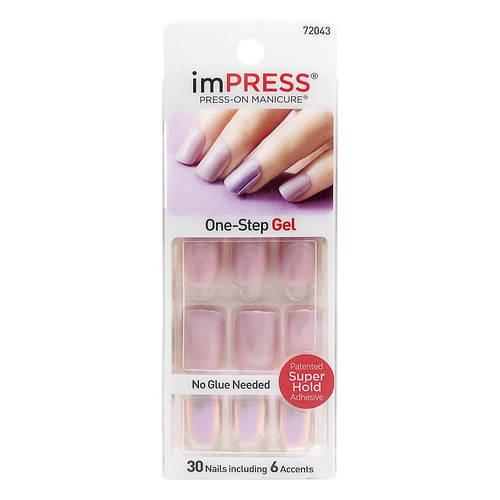 Kiss imPress Press-On Nails-Goal Digger