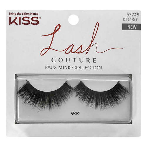 Kiss Lash Couture Faux Mink-Gala