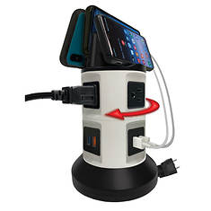 Bell+Howell Spin Power Charging Station