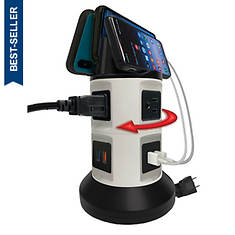 Bell + Howell Spin Power Charging Station