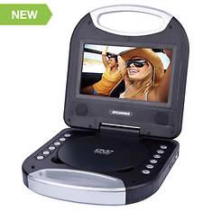 """Sylvania 7"""" Portable DVD Player"""
