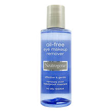 Neutrogena Oil-Free Liquid Eye Makeup Remover