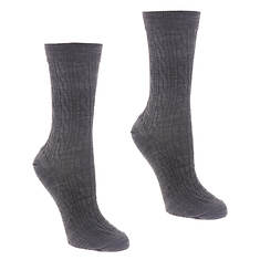 Smartwool Women's Cable II Crew 2-Pack Socks