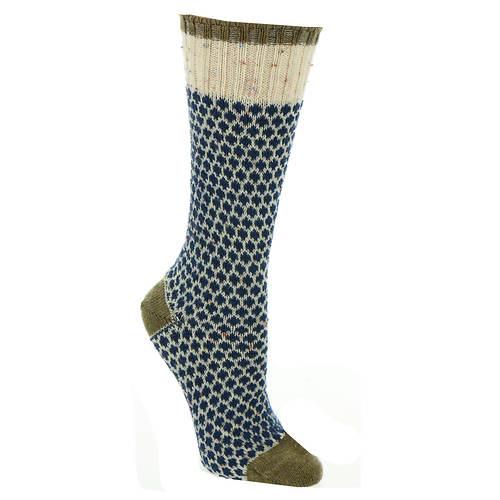 Smartwool Women's Everyday Popcorn Polka Dot Crew Socks