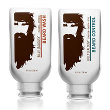 Billy Jealousy Shave Duo - Beard Wash & Beard Control
