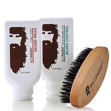 Billy Jealousy Beard Envy Kit with Brush