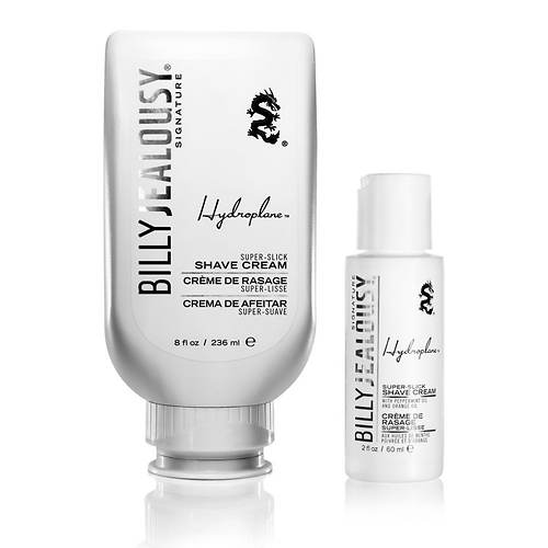 Billy Jealousy Shave Duo - Hydroplane Superslick Shave Cream