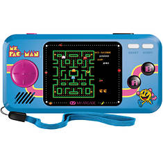 My Arcade Ms. PAC-MAN Handheld Pocket Player