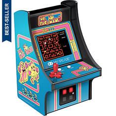 My Arcade Ms. PAC-MAN Handheld Micro-Player