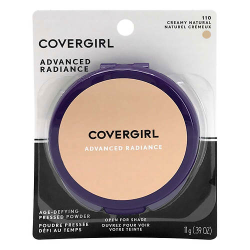 CoverGirl® Advanced Radiance® Age-Defying Pressed Powder