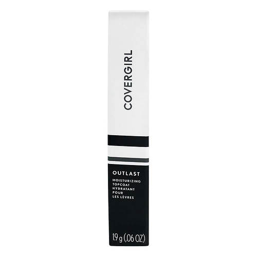 CoverGirl Outlast Lip Color with Topcoat