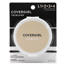 CoverGirl TruBlend Mineral Pressed Powder