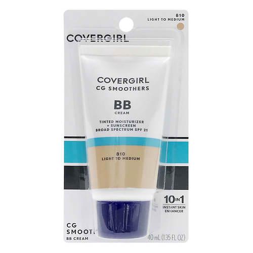 CoverGirl Smoothers SPF 21 Lightweight BB Cream