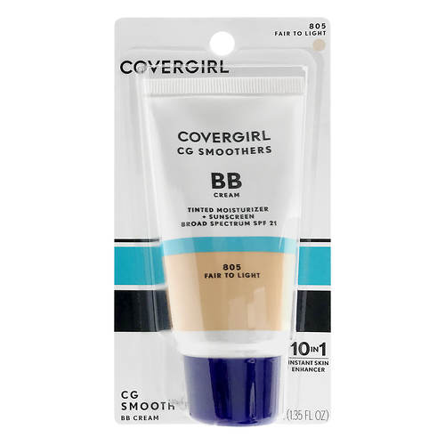 CoverGirl Smoothers SPF 21 Lightweight BB Cream