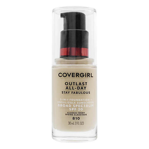 Cover Girl Outlast Stay Fabulous 3-in-1 Foundation