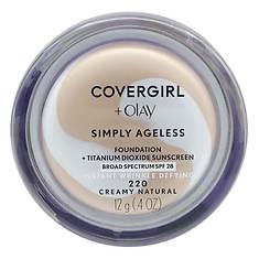 CoverGirl® + Olay® Simply Ageless Foundation
