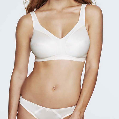 Dominique Isabelle Cotton-Lined Soft-Cup Bra