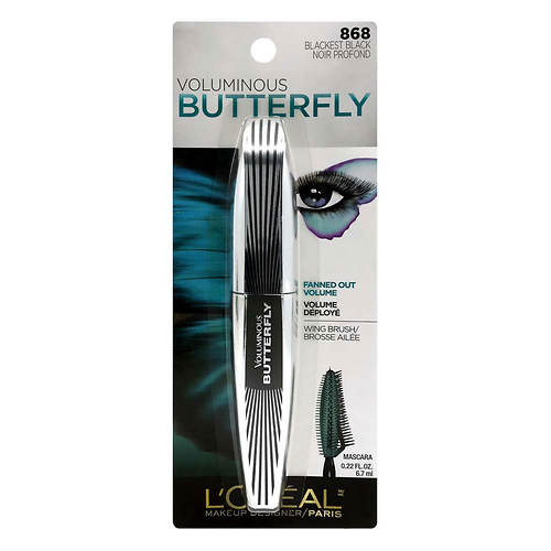 L'Oréal Paris Voluminous Butterfly Mascara
