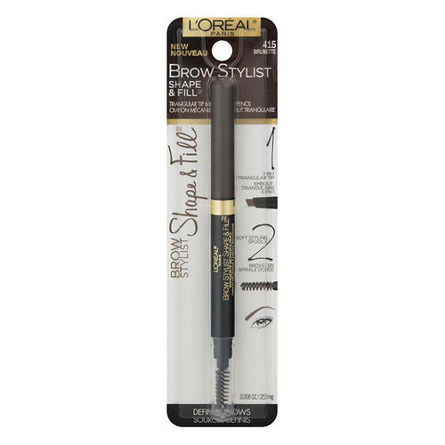 L'Oréal Brow Stylist Shape and Fill Pencil
