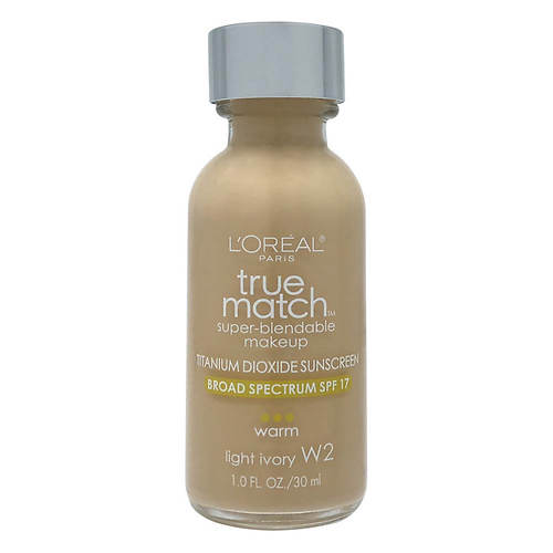 L'Oréal True Match Super-Blendable Foundation