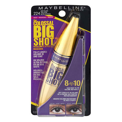 Maybelline Volum' Express The Colossal Big Shot Mascara