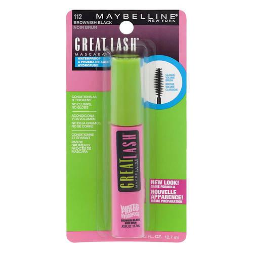 Maybelline Great Lash Waterproof Mascara